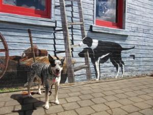 Mural & Elly